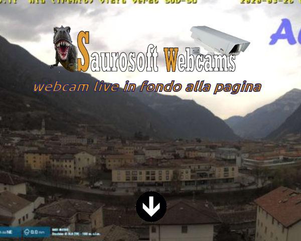 Saurosoft webcams – Ala Meteo