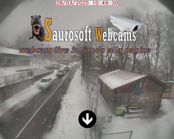 Saurosoft webcams – Campotosto