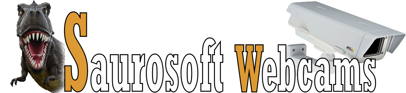 Saurosoft Webcams