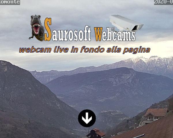 Saurosoft Webcams – Meteo Mezzomonte