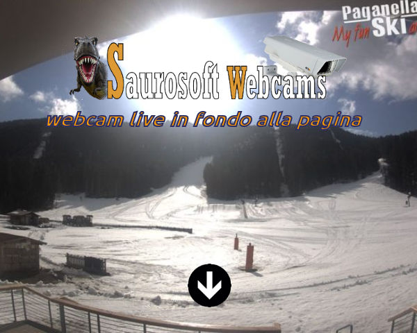 Saurosoft webcams – Paganella