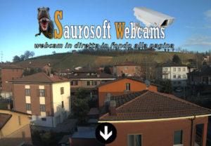 Saurosoft webcams - Meteo Savignano