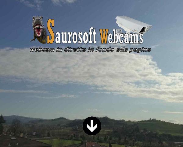 Saurosoft webcams – Stazione Alena