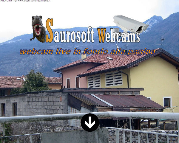 Saurosoft Webcams – Webcam Calliano