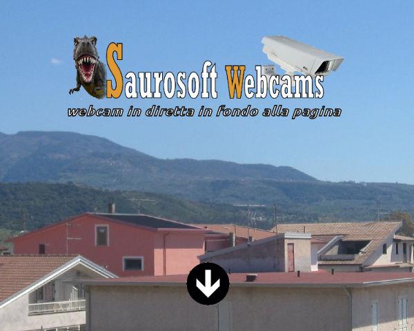 Saurosoft webcams – Amantea (CS)