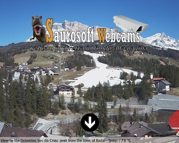 Saurosoft webcams – Badia (BZ)