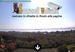 Saurosoft webcams - Webcam Hotel Roma (Torbole)