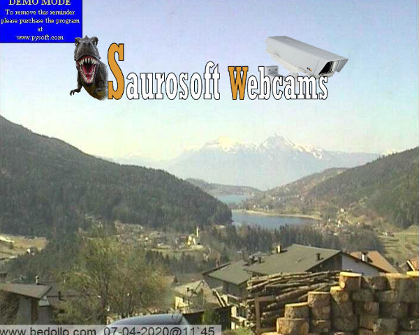 Saurosoft webcams – Webcam Bedollo