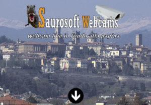 Saurosoft webcams - Bergamo Alta