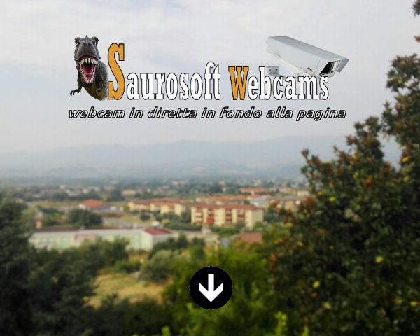 Saurosoft webcams – Bisignano (CS)