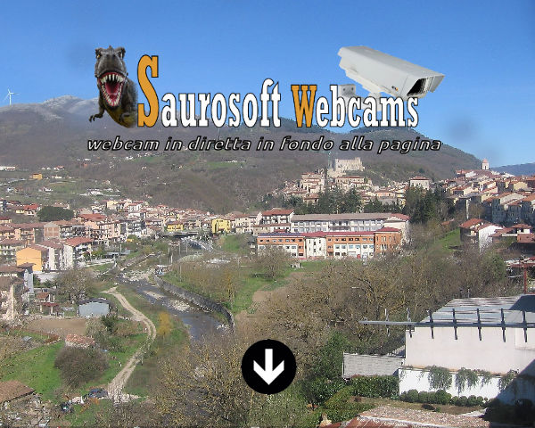 Saurosoft webcams – Brienza (PZ)