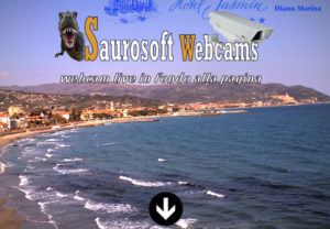 Saurosoft webcams - Diano Marina