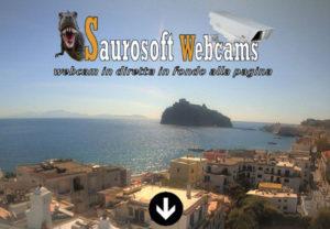 Saurosoft webcams - Ischia (NA)