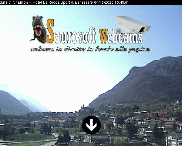 Saurosoft webcams – Chatillon (AO)