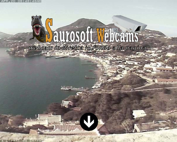 Saurosoft webcams – Lipari (ME)