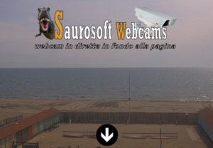 Saurosoft webcams - Marina di Carrara (MS)