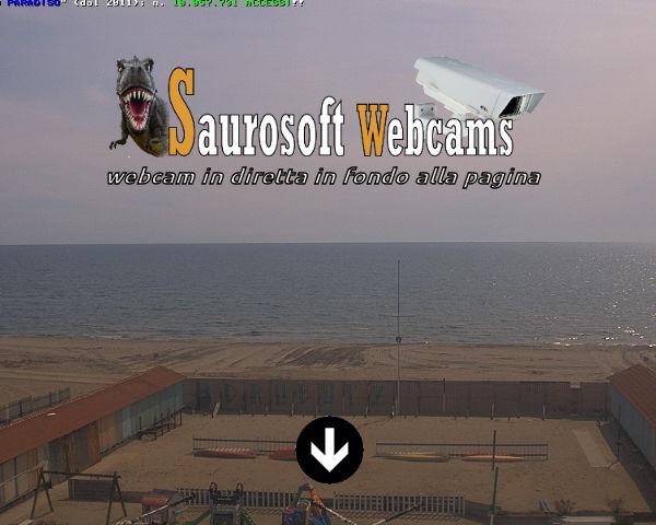 Saurosoft webcams – Marina di Carrara (MS)