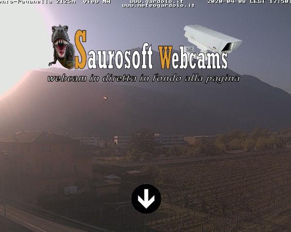 Saurosoft webcams – Meteo Gardolo