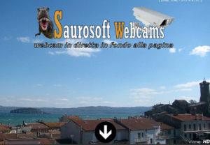 Saurosoft webcams - Meteo Marta