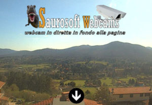 Saurosoft webcams - Meteo Rocca Priora