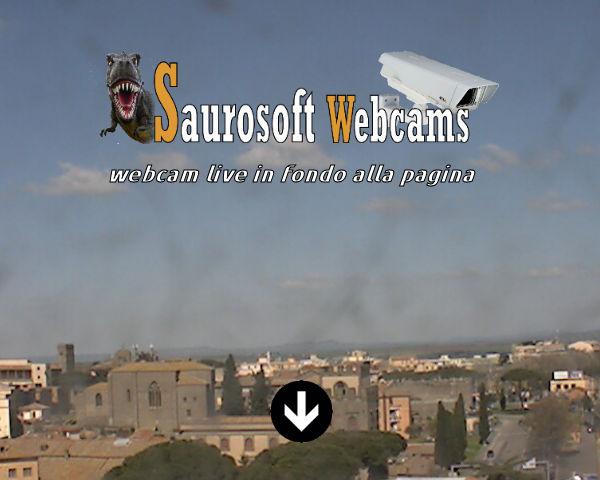 Saurosoft webcams – Meteo Viterbo