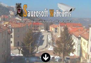 Saurosoft webcams - Pesco Pennataro