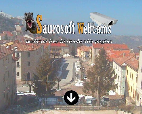 Saurosoft webcams – Pesco Pennataro