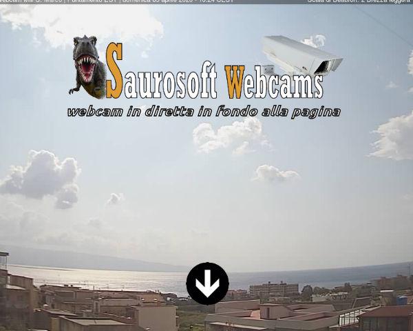 Saurosoft webcams – Webcam Messina