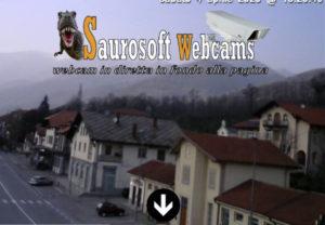 Saurosoft webcams - Val Chisone