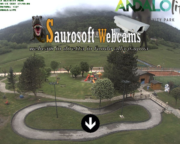 Saurosoft webcams – Andalo (TN)