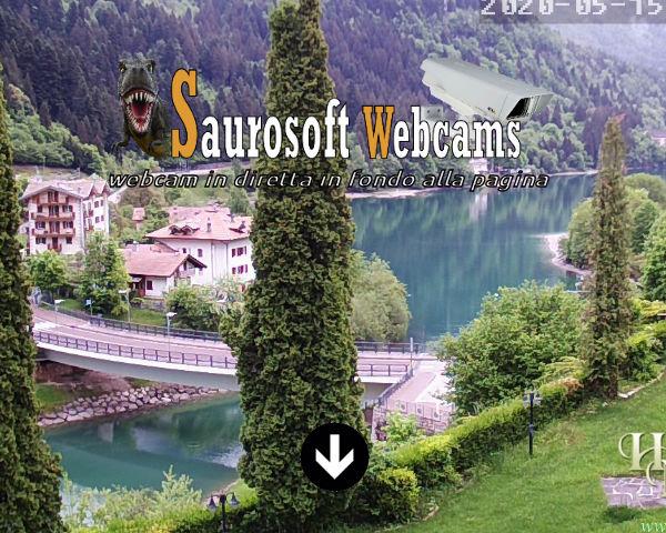 Saurosoft webcams – Molveno (TN)