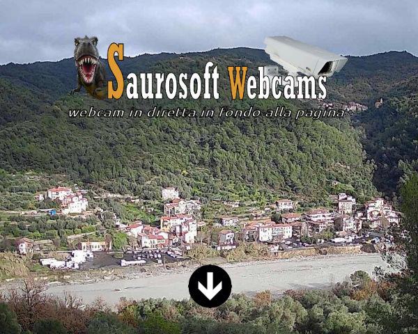 Saurosoft webcams – Trucco (IM)