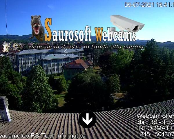 Saurosoft webcams – Ovada (AL)